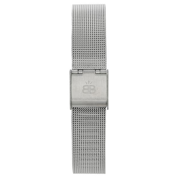 Uhr - Silver Mesh