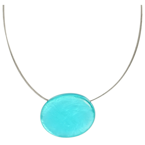 Kette - Turquoise Shell