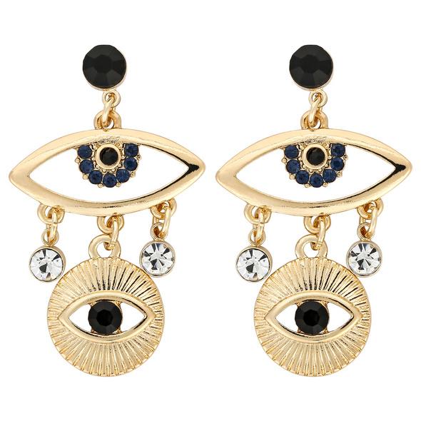 Ohrstecker - Double Eye