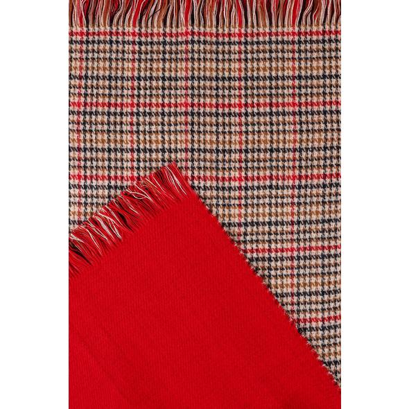 Schal - Red Checks