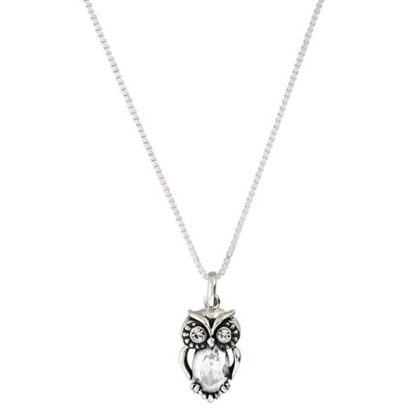 Kette - Sparkling Owl