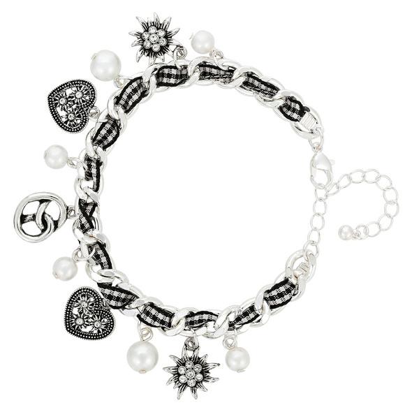 Armband - Pearly Pretzel