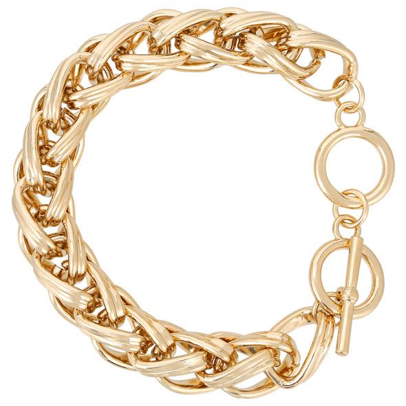 Armband - Golden Charm