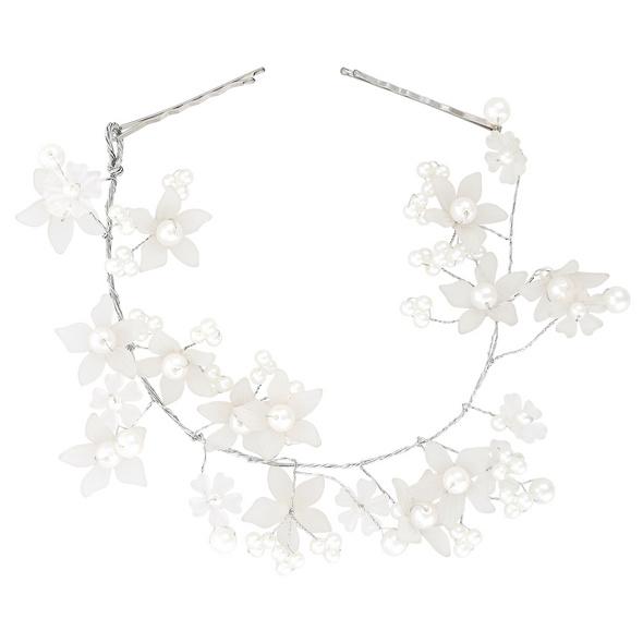 Haarnadel - White Crown