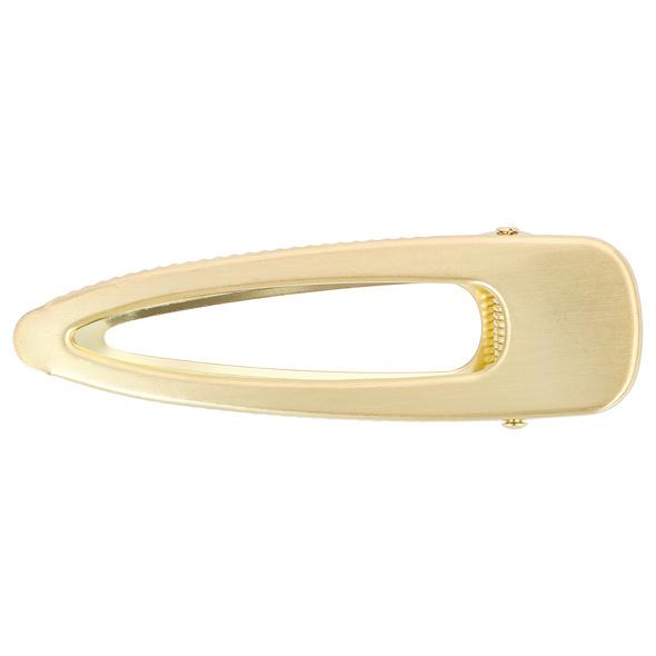 Haarspange - Simple Golden