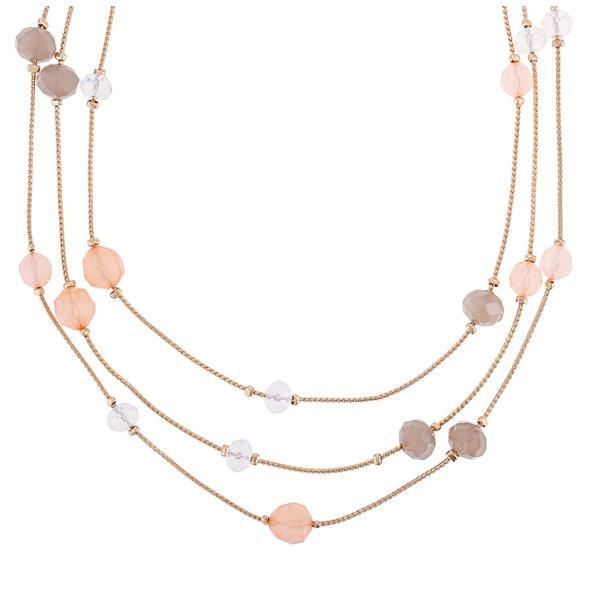 Kette - Zarte Perlen