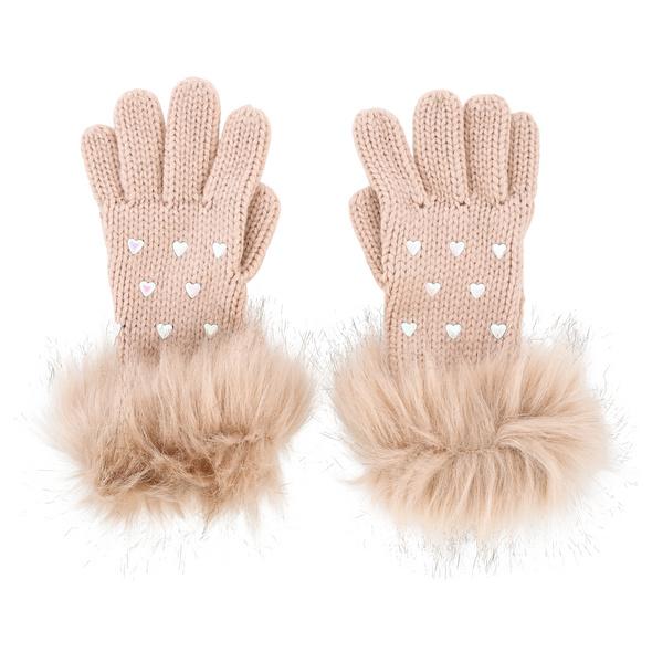 Kinder Handschuhe - Many Hearts