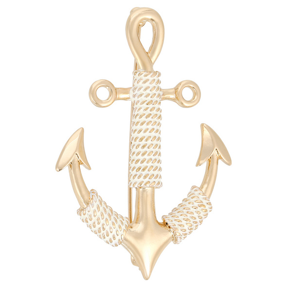 Brosche - Saving Anchor
