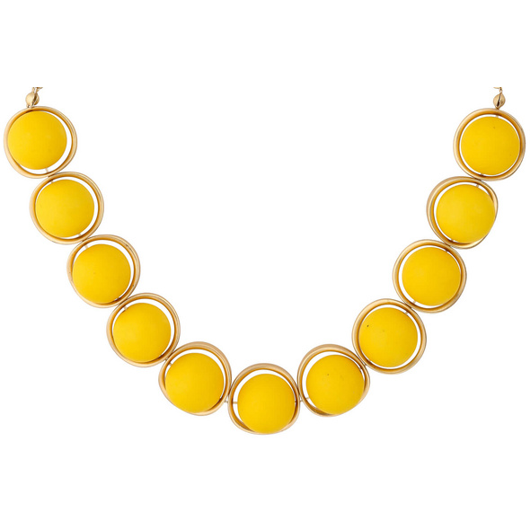 Kette - Fancy Yellow