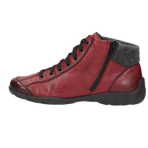 Modell: RIEKER DAMEN HIGH TOP SNEAKER