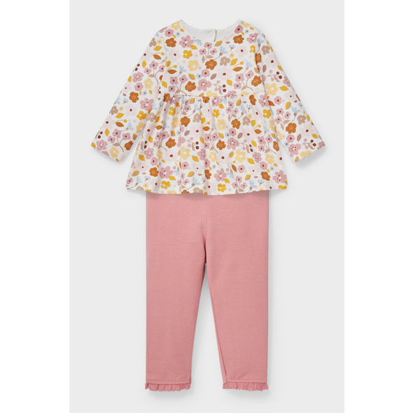 Baby-Outfit - 2 teilig