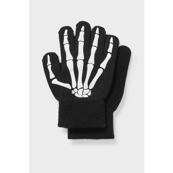 Handschuhe - Glow in the dark