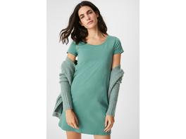 Basic-Kleid - Bio-Baumwolle