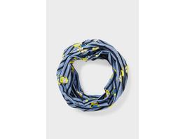 Minions - Loop Schal - gestreift
